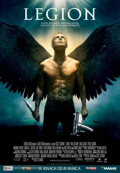 Legion - Polish Movie Poster