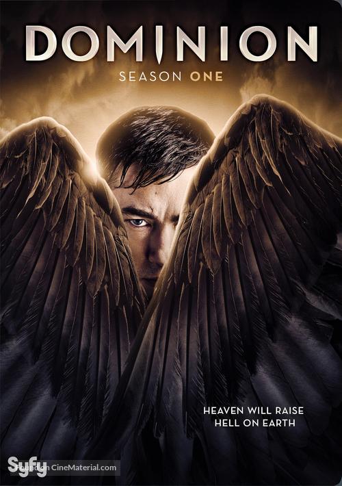 """""""Dominion"""" - DVD movie cover"""