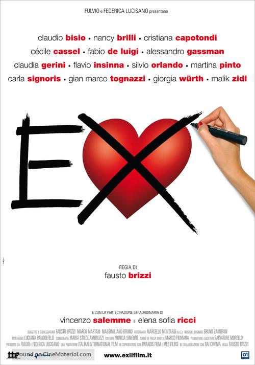 Ex - Italian Movie Poster
