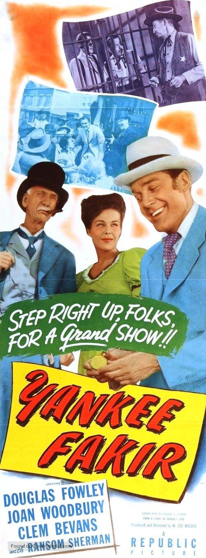 Yankee Fakir - Movie Poster
