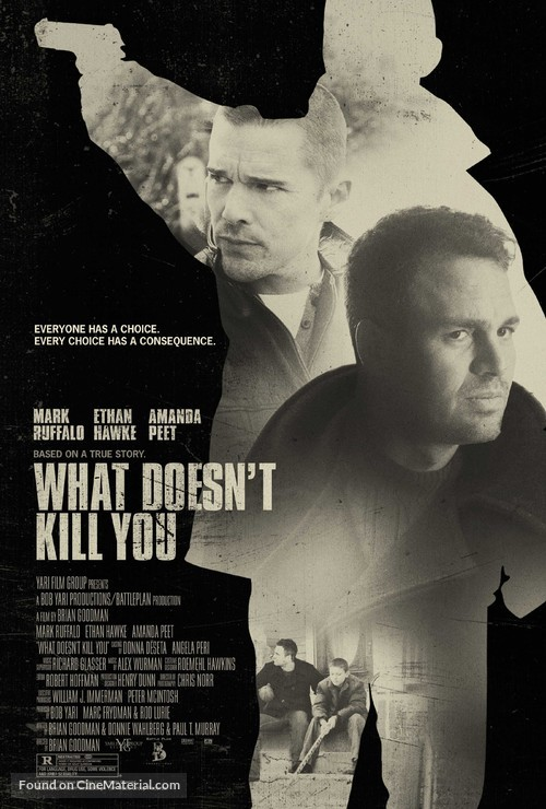 What Doesn't Kill You - Movie Poster