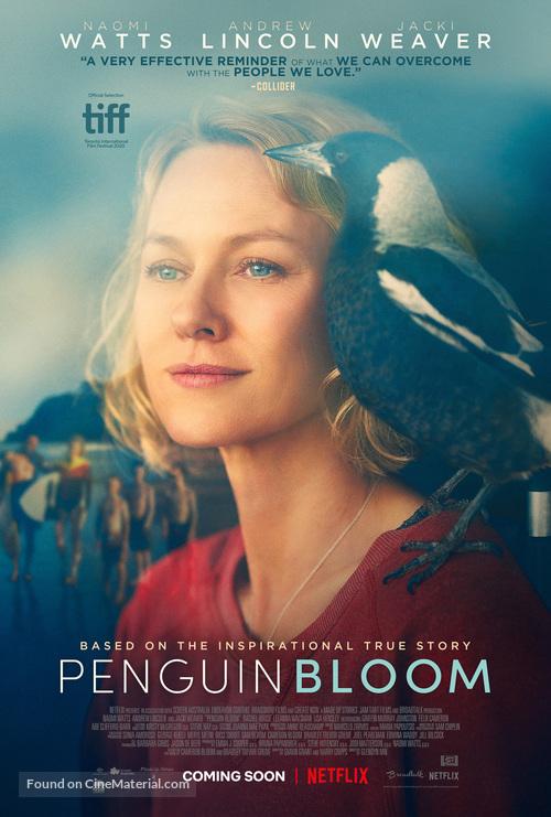Penguin Bloom - Movie Poster
