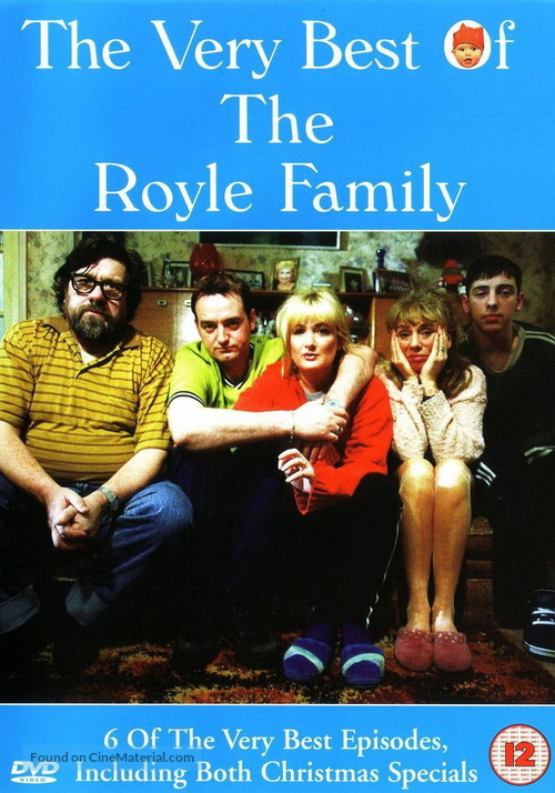 """The Royle Family"" - British Movie Cover"