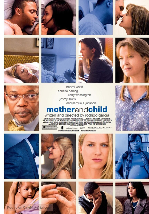 Mother and Child - Movie Poster
