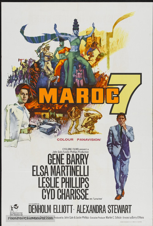Maroc 7 - Movie Poster