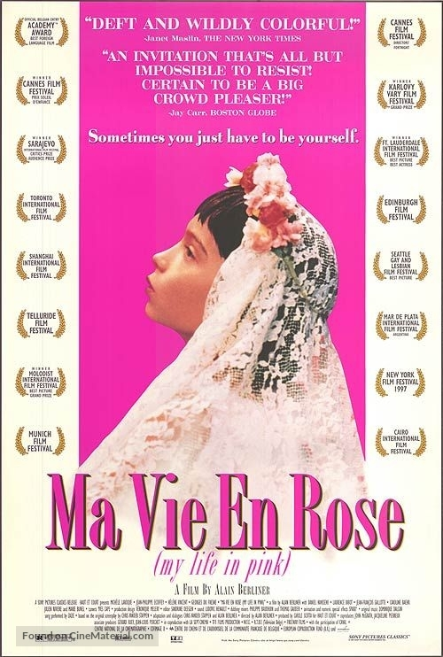 Ma vie en rose - Movie Poster