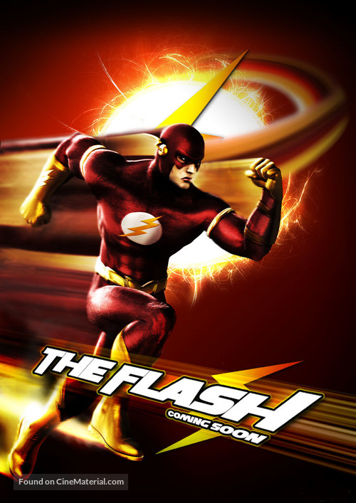 The Flash - Movie Poster