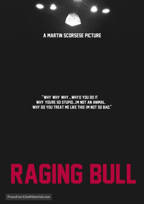 martin scorsese and the raging bull