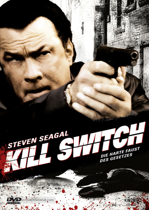 Kill Switch - German Movie Cover