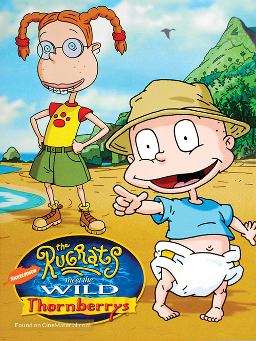 Rugrats Go Wild! - Movie Poster