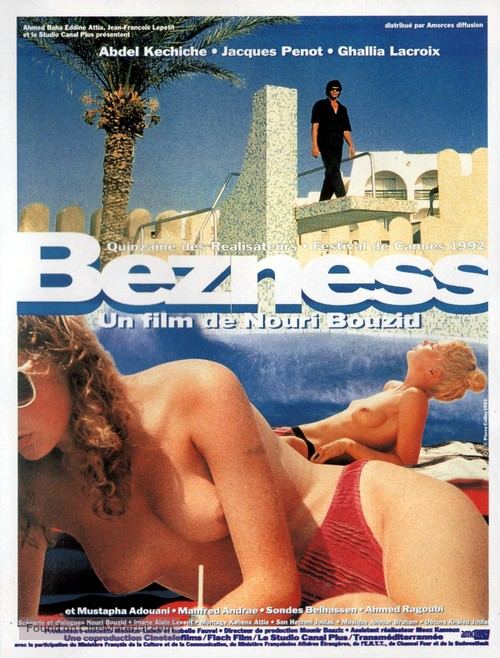 Bezness - French Movie Poster