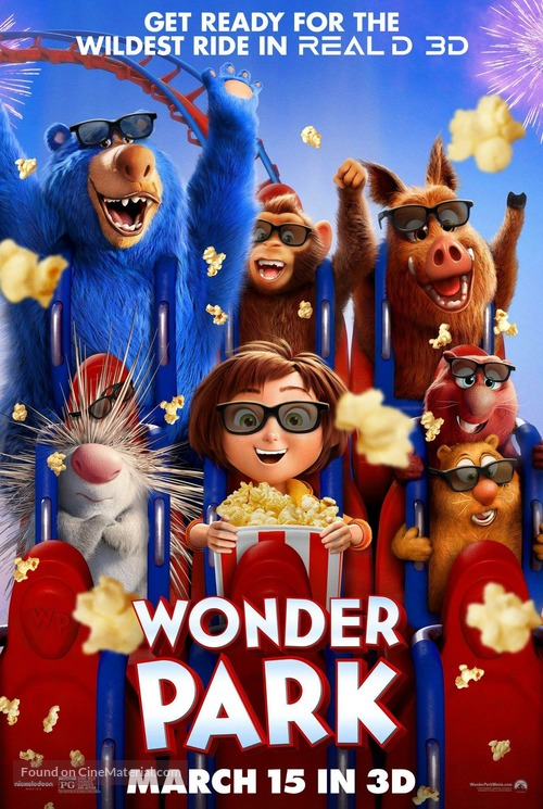 Wonder Park - Movie Poster