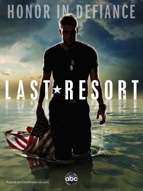 """Last Resort"" - Movie Poster"