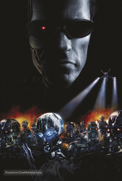 Terminator 3: Rise of the Machines - Key art