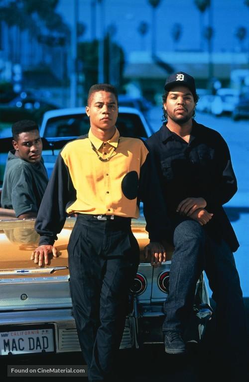 Boyz N The Hood - Key art