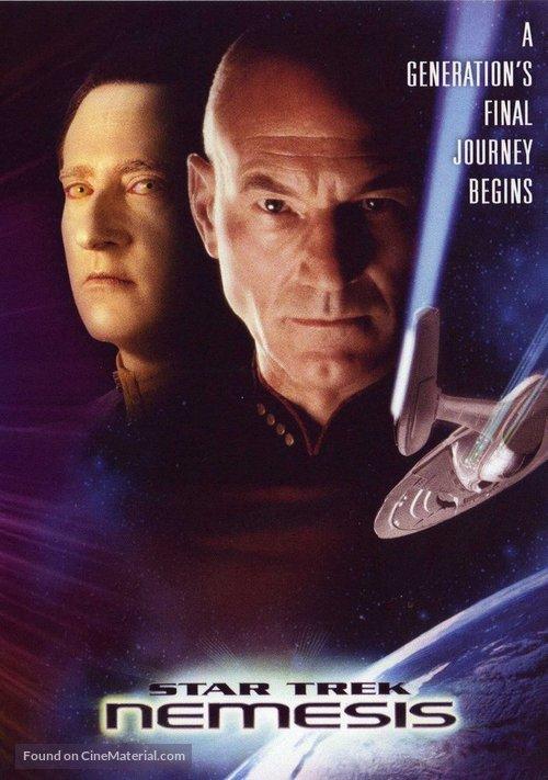 Star Trek: Nemesis - Movie Poster