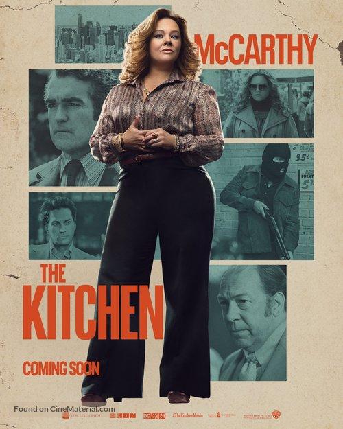 The Kitchen - British Movie Poster