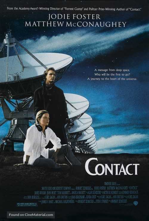 Contact - Movie Poster