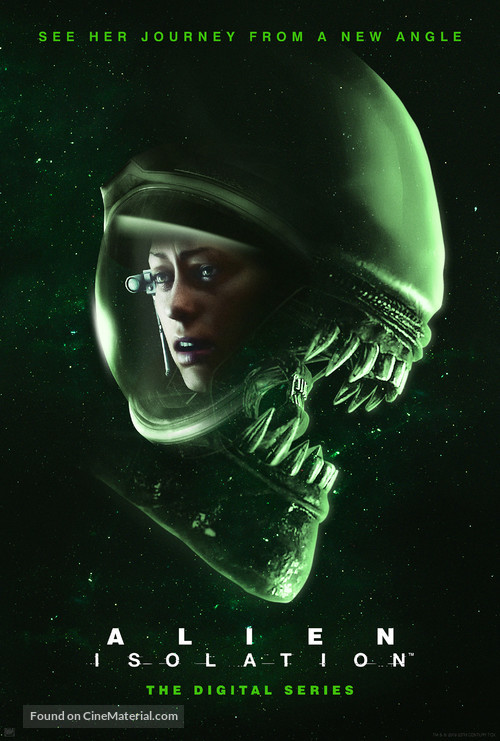Alien: Isolation - Movie Poster