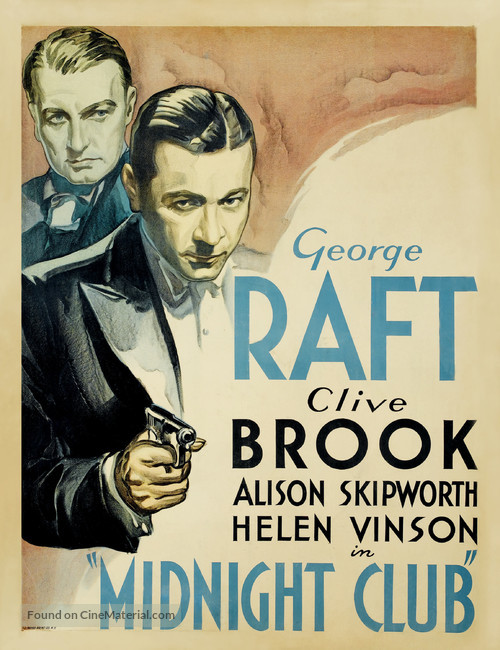 The Midnight Club - Movie Poster