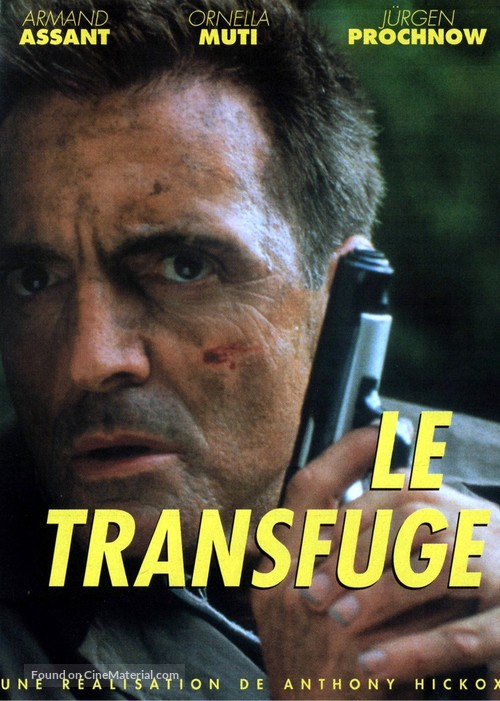 Last Run - French Movie Cover