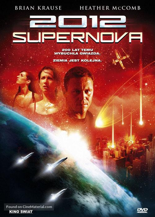 2012: Supernova - Polish Movie Cover