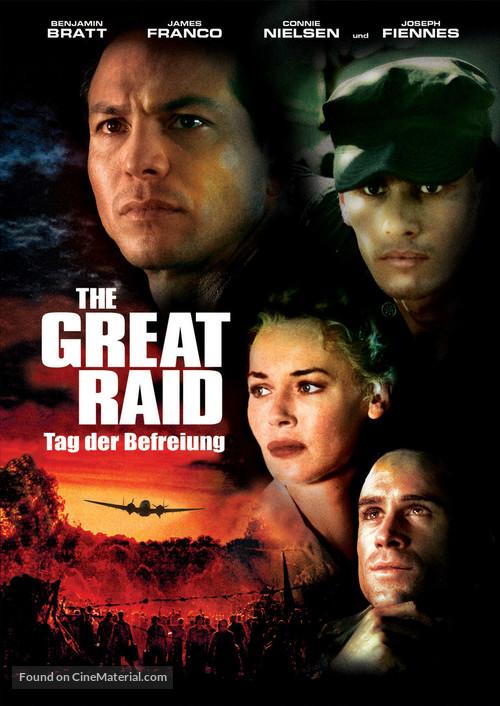 The Great Raid - German poster