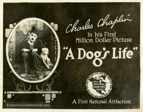 A Dog's Life - Movie Poster
