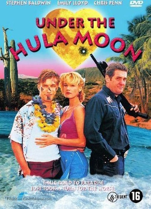 Under the Hula Moon - Dutch Movie Cover