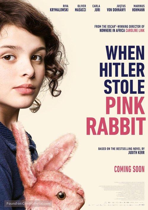 Als Hitler das rosa Kaninchen stahl - Movie Poster