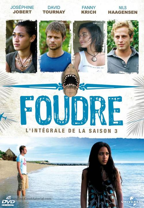 """Foudre"" - French DVD movie cover"