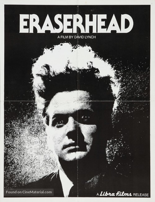 Eraserhead - Movie Poster