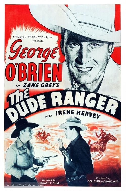 The Dude Ranger - Movie Poster