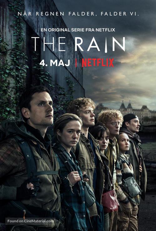 """""""The Rain"""" - Danish Movie Poster"""
