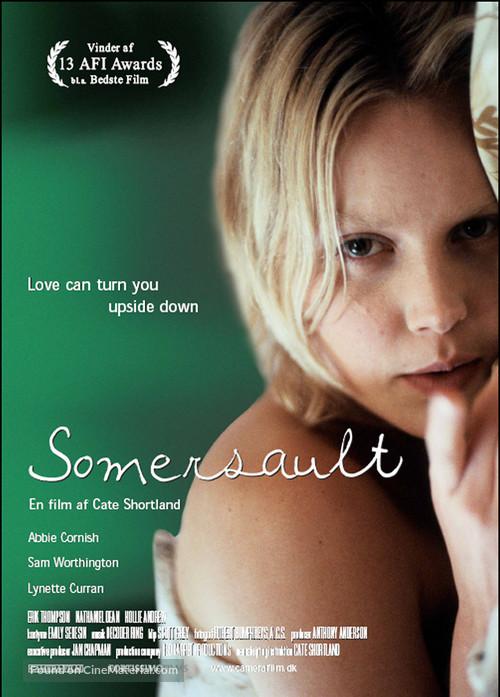 Somersault - Danish Movie Poster