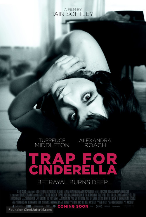Trap for Cinderella - British Advance movie poster