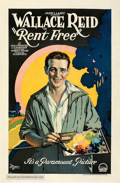 Rent Free - Movie Poster
