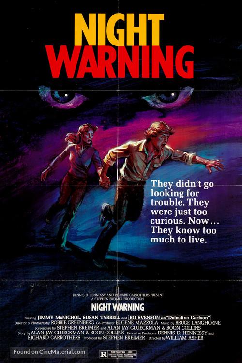 Night Warning - Movie Poster