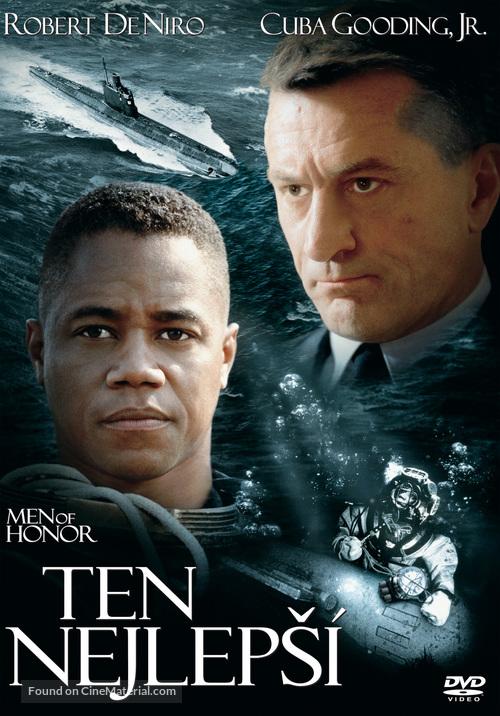 Men Of Honor - Slovak DVD movie cover