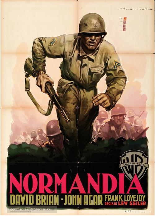 Breakthrough - Italian Movie Poster