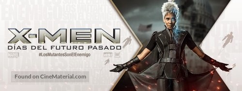 X-Men: Days of Future Past - Argentinian Movie Poster
