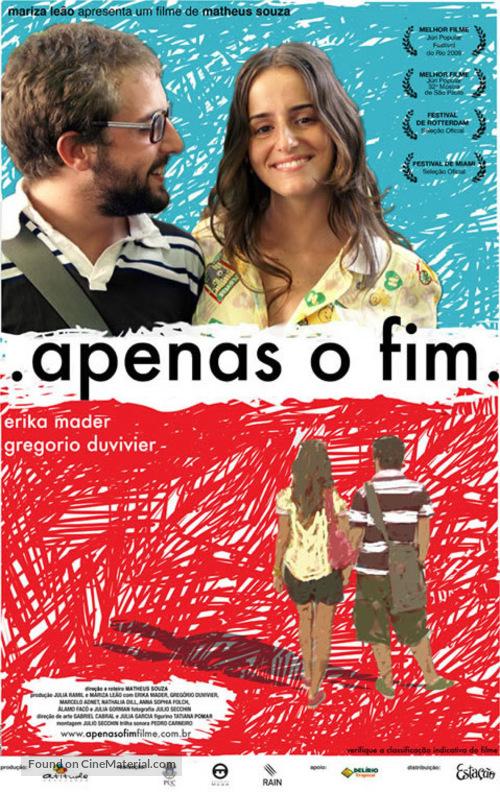 Apenas o Fim - Brazilian Movie Poster