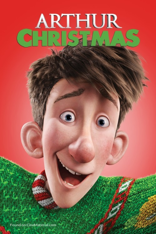 Arthur Christmas - Video on demand movie cover
