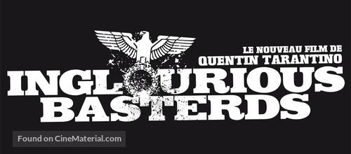 Inglourious Basterds - French Logo