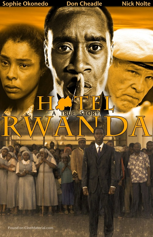 hotel rwanda term paper Isagani dionela 2010-0064hotel rwanda facts about the movie: the story of the movie revolves around paul rusesabagina in his gamble to save.