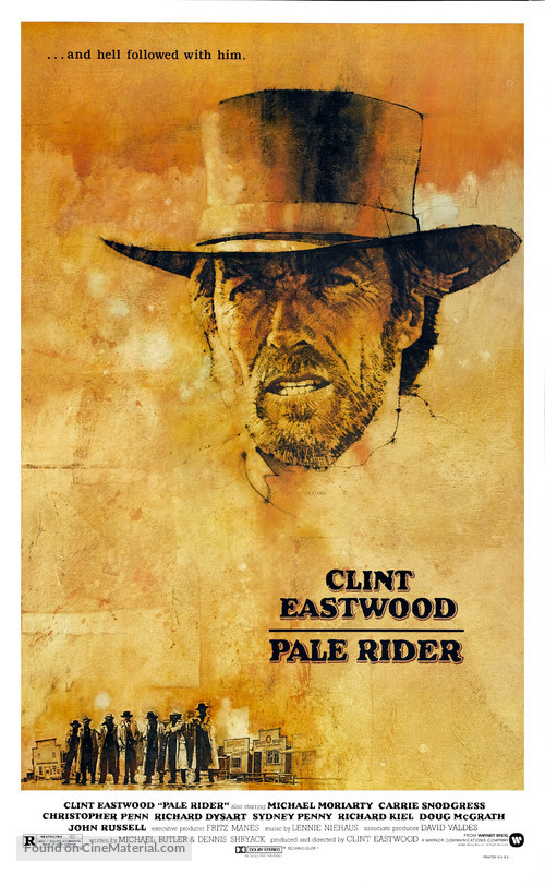 Pale Rider - Movie Poster