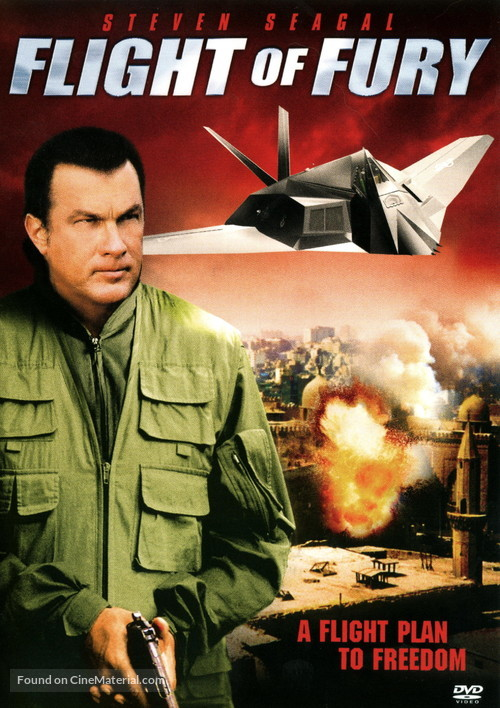 Flight of Fury - Movie Cover