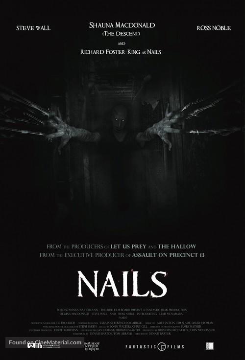 Nails - Irish Movie Poster