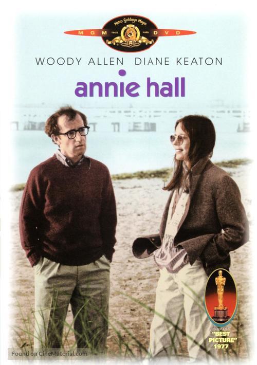 Annie Hall - Movie Cover