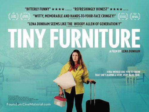 Tiny Furniture   British Movie Poster